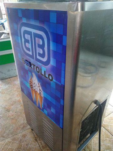 Máquina de sorvete bertollo - Foto 2