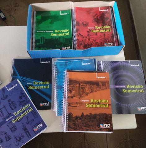 Material revisão FTD Ensino médio/3° ano