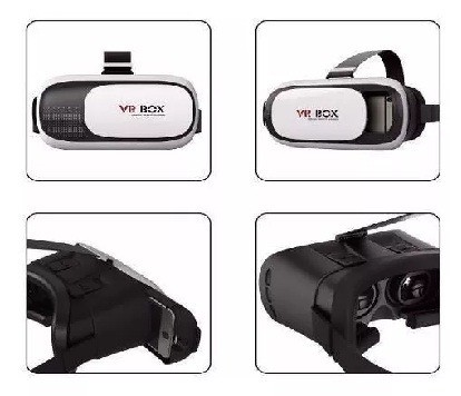 Óculos Realidade Virtual Com Controle Vr Box 3d Android Ios Promoção entrega grátis