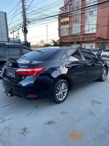 Corolla XEI 2015 c/GNV G5 - Foto 6