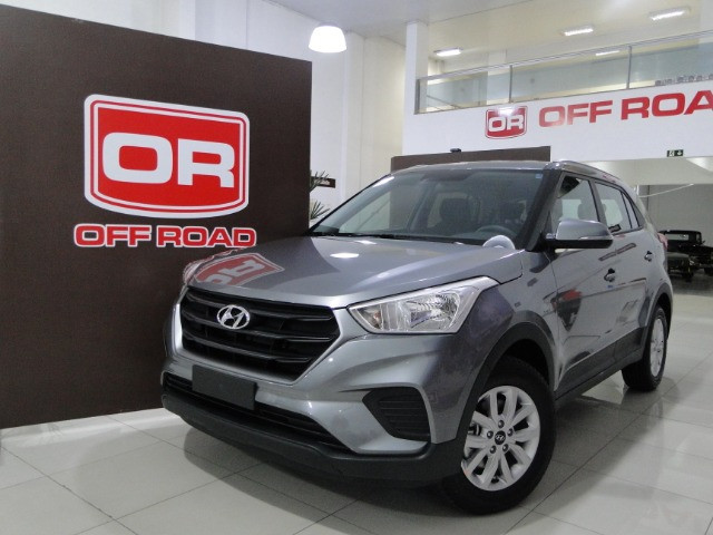 Hyundai Creta Action 1.6 16V Flex Aut. 0km