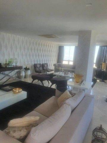 Apartamento para venda tem 280 metros quadrados com 4 quartos em Ponta D'Areia - São Luís  - Foto 2