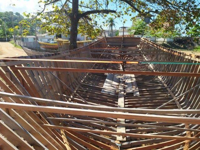 Vendo Barco em construção de 25m² em Itaipava - ES - Foto 6