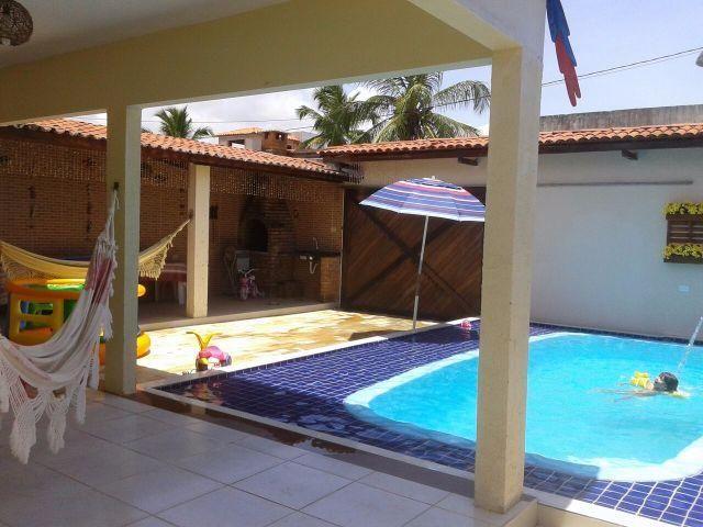 Tamandaré temporada, piscina, 4 quartos( 2 suítes com ar), feriados e finais de semana