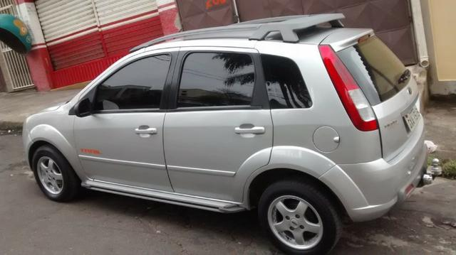 Ford Fiesta Trail 1 6 8v Flex 5p 2008