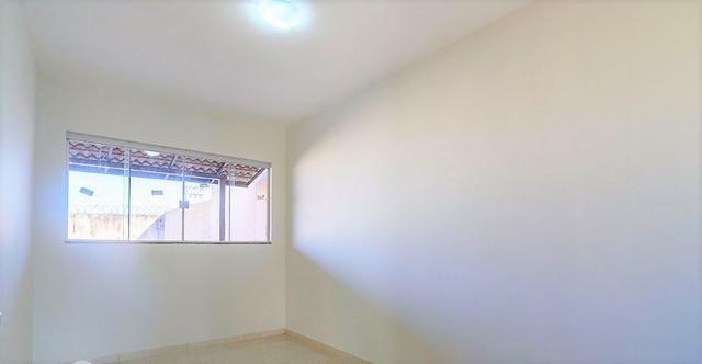 Casa de 2 quartos pronta para morar no Jardim Ingá até 100% financiada - Foto 3