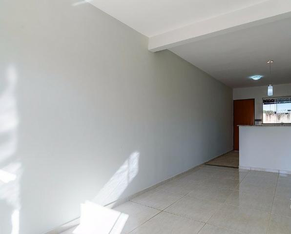 Casa de 2 quartos pronta para morar no Jardim Ingá até 100% financiada - Foto 2
