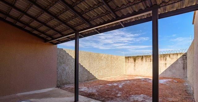 Casa de 2 quartos pronta para morar no Jardim Ingá até 100% financiada - Foto 14