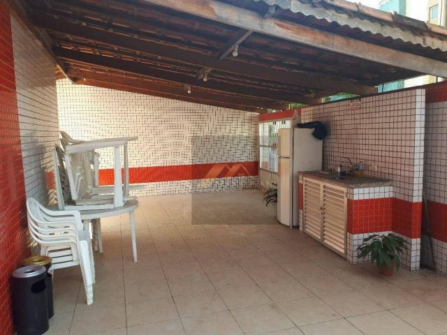Apartamento a venda de 01 dormitório com 45 m² na Vila Tupi em Praia Grande - Foto 13