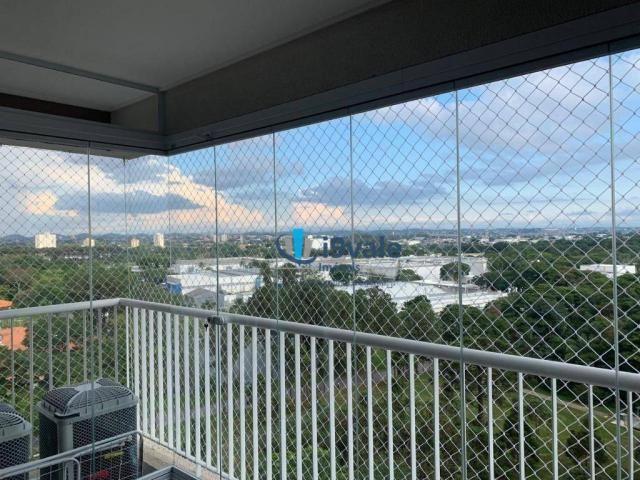 Apartamento com 3 dormitórios à venda, 122 m² por r$ 750.000 - jardim das indústrias - são - Foto 7