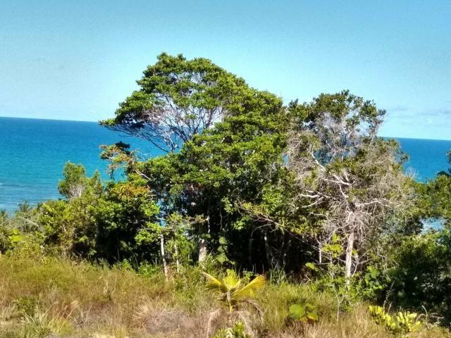 Lotes em Arraial D ajuda, com vista mar e sem visita próximo da Pitinga - Foto 6
