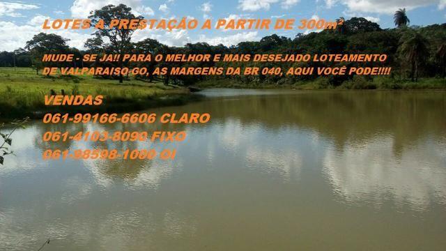 Ágio de um bom Lote de 360 m²! no Loteamento Rio das pedras em Valparaíso de Goiás - Foto 13