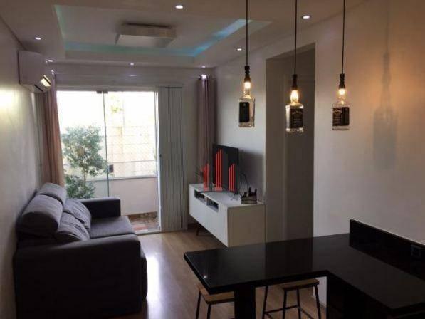Apartamento 2 dormitórios- torres do bella vista - palhoça/sc - Foto 2