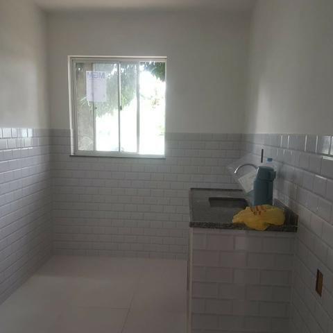 035 Casa 3 qts, quintal livre na frente - junto ao Viaduto - Nilópolis - Foto 15