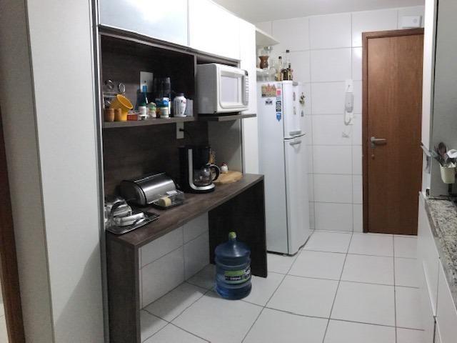 Apt com 3 quartos na Ponta Verde - 96m² - Foto 11