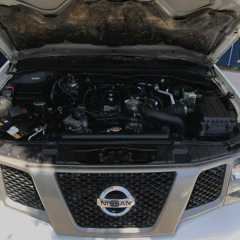 NISSAN FRONTIER 2013/2014 2.5 SV ATTACK 4X4 CD TURBO ELETRONIC DIESEL 4P MANUAL - Foto 8