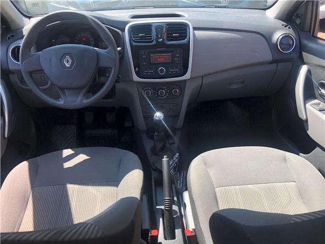 Renault Logan 1.6 expression 8v flex 4p manual - Foto 10