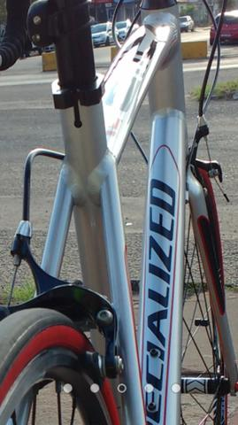 Bike speed specialized allez tamanho 58