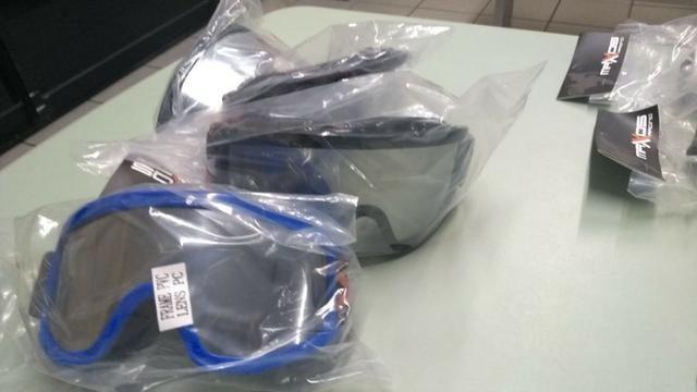 Oculos Proteção Cross Espelhado e Cristal - Diversas Cores = Atualizado !!! - Foto 6