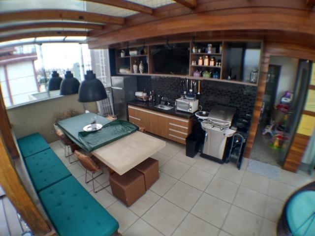 Cobertura à venda, 3 quartos, 4 vagas, prado - belo horizonte/mg - Foto 3