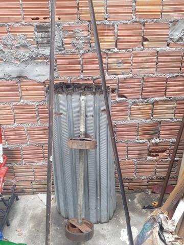 Portão de ferro LEIA POR FAVOR