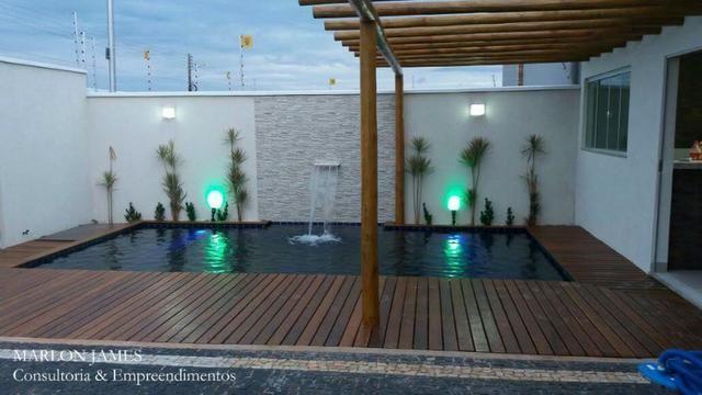Casa modelo para vender em Inhumas no setor Residêncial Monte Alegre! - Foto 8