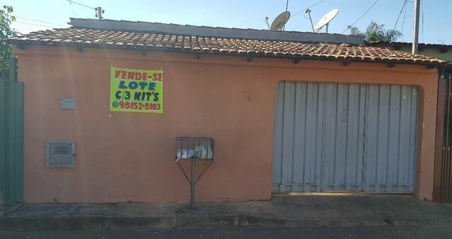 Samambaia Sul - Lote com 3 Kits de 1 Quarto | Aceita Proposta