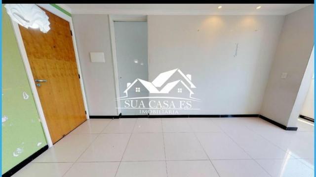 GM - Apartamento Colinas de Laranjeiras com Rebaixamento em Gesso - ES - Foto 8