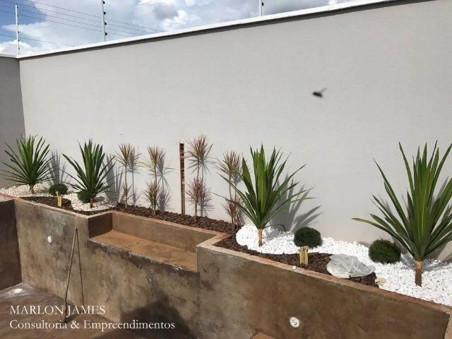 Casa modelo para vender em Inhumas no setor Residêncial Monte Alegre! - Foto 17