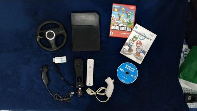 Nintendo Wii Completo