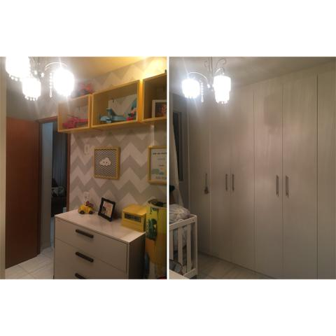 Apartamento 2qts todo modulado - Foto 3