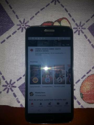 Moto G5 plus venda ou troca - Foto 2