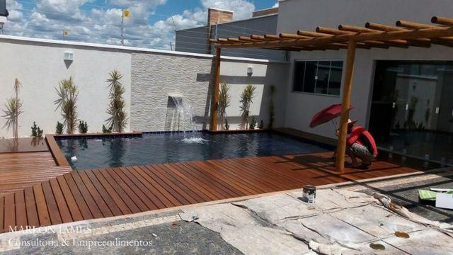 Casa modelo para vender em Inhumas no setor Residêncial Monte Alegre! - Foto 15