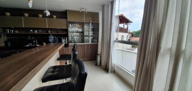 Casa à venda, 4 quartos, 4 vagas, alto caiçaras - belo horizonte/mg - Foto 11