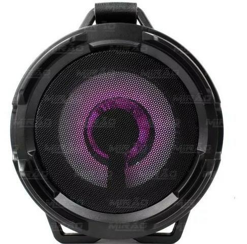 Caixa De Som Portatil Bluetooth Mp3 Fm Pc Micro - Mk2001 - Foto 2