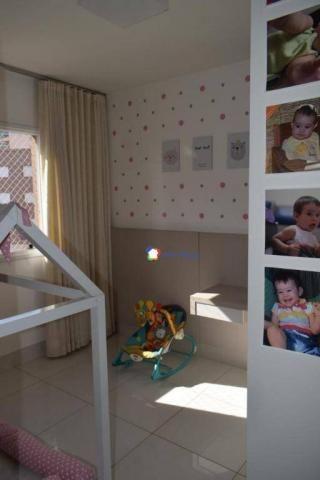 Apartamento com 2 dormitórios à venda, 69 m² por r$ 350.000 - jardim goiás - goiânia/go - Foto 9