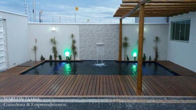 Casa modelo para vender em Inhumas no setor Residêncial Monte Alegre!
