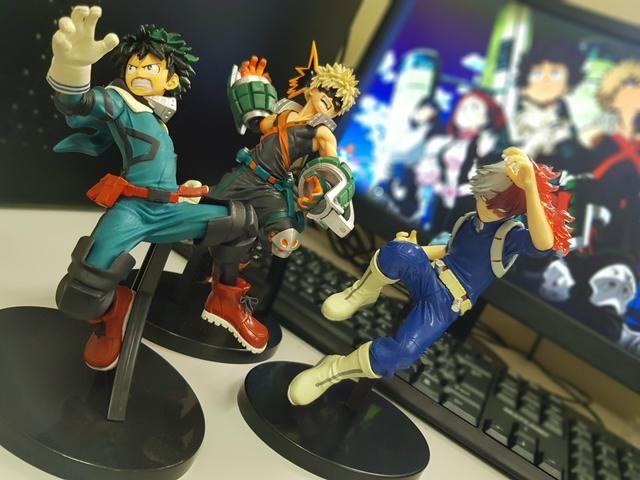 Bonecos de Boku no Hero