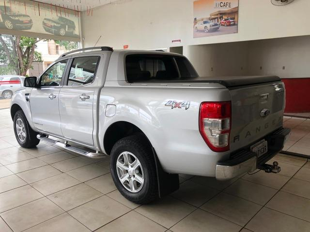 Ford Ranger Limited 3.2 4x4 Automática - Foto 6