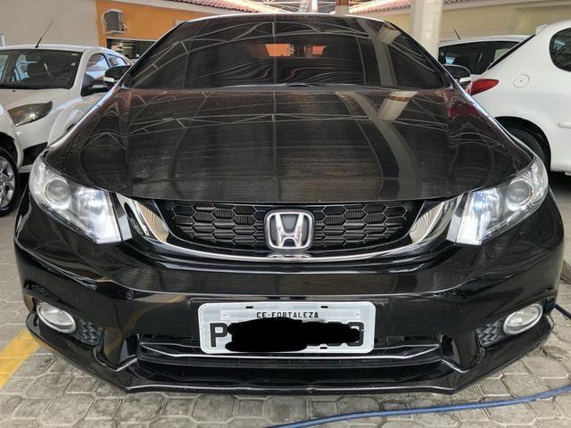 Vendo Civic LXR aut 2016
