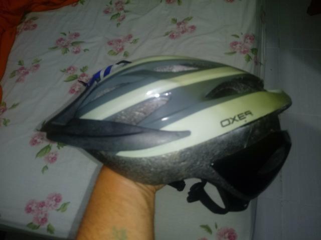 Vendo 2 capacete pra ciclista - Foto 3
