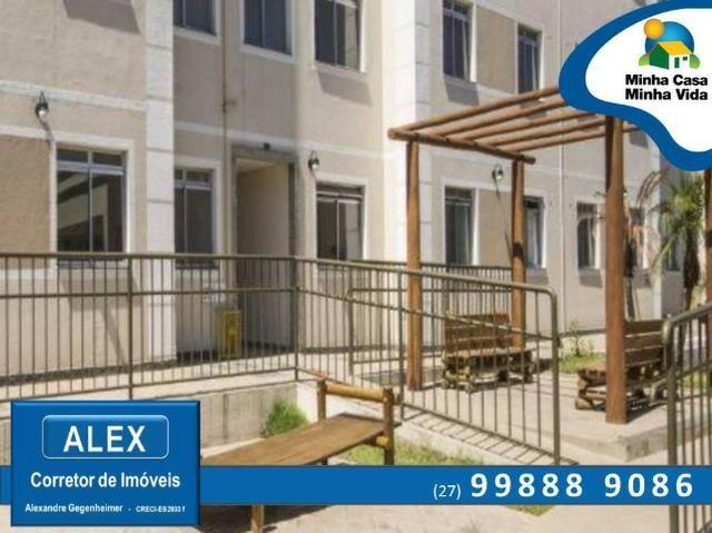 ALX - 45 - Apartamento com Subsídio de até R$ 23.200,00 e F.G.T.S como Entrada ? 2 Quartos - Foto 11