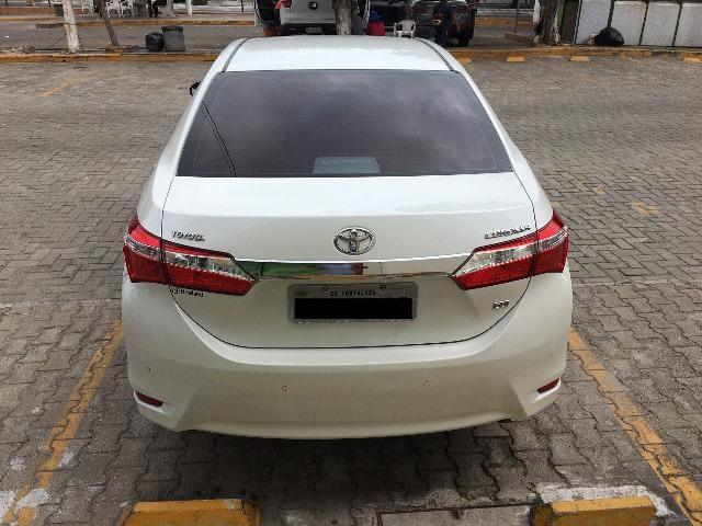 Corolla Gli Upper 1.8 2017 Branco Pérola Automático - Particular - Foto 10