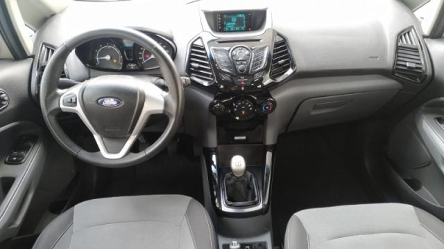 FORD ECOSPORT 1.6 FREESTYLE 16V FLEX 4P MANUAL. - Foto 5