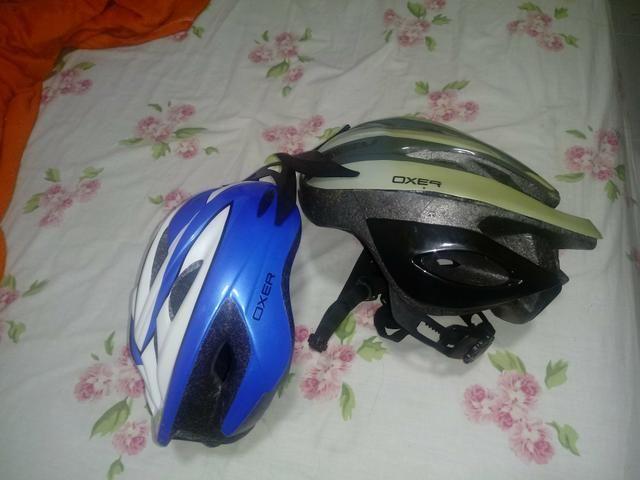 Vendo 2 capacete pra ciclista - Foto 2