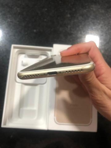 IPhone 7 128g dourado - Foto 2