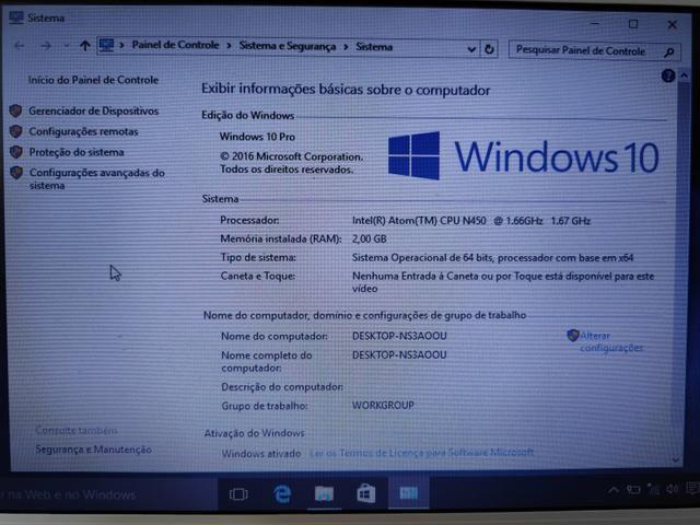 """Notebook Samsung 11"""" + Case - Foto 6"""