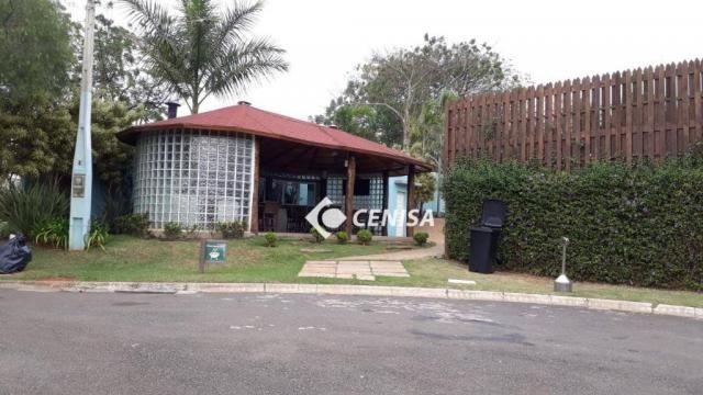 Terreno residencial à venda, condomínio helvetia park i, indaiatuba - te0388. - Foto 11