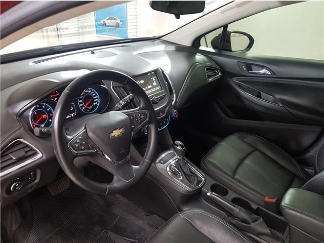 Chevrolet Cruze 1.4 turbo sport6 lt 16v flex 4p automático - Foto 12