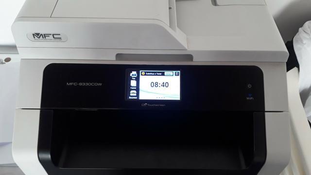 Impressora brother, colorida, MFC 9330 CDW - Foto 2